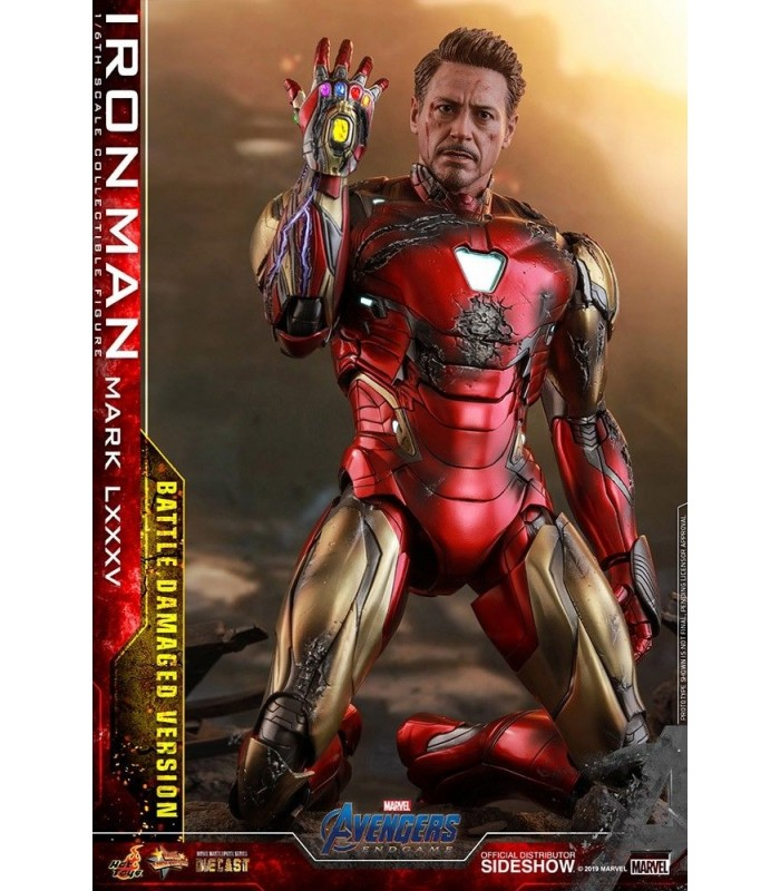 iron man mk 85 BDamaged