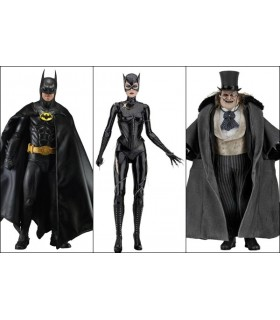 PACK BATMAN 1/4